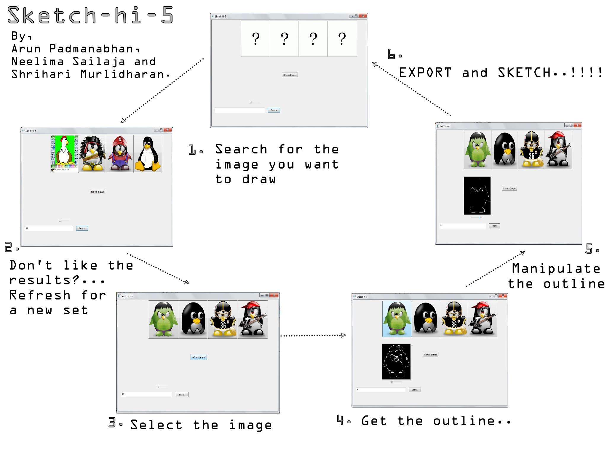 Sketch-hi-5
